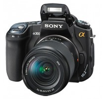 Sony Alpha 300 Cámaras digitales vender
